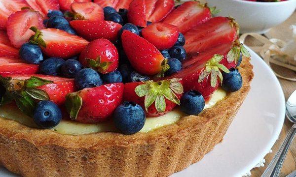 DOLCE FROLLA RIPIENO crema ricotta e frutta