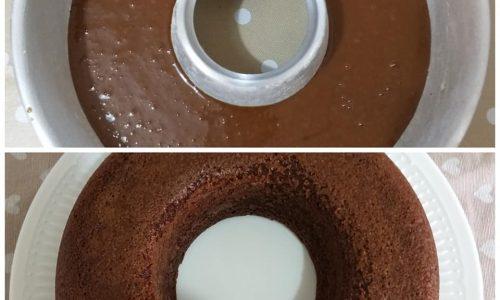 DOLCE IMPASTO PER CIAMBELLA al cacao