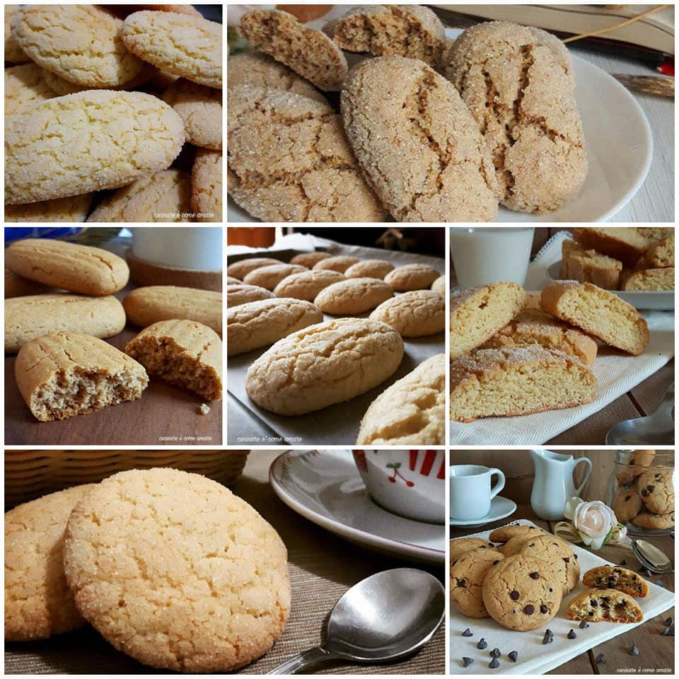 dolce raccolta biscotti da colazione