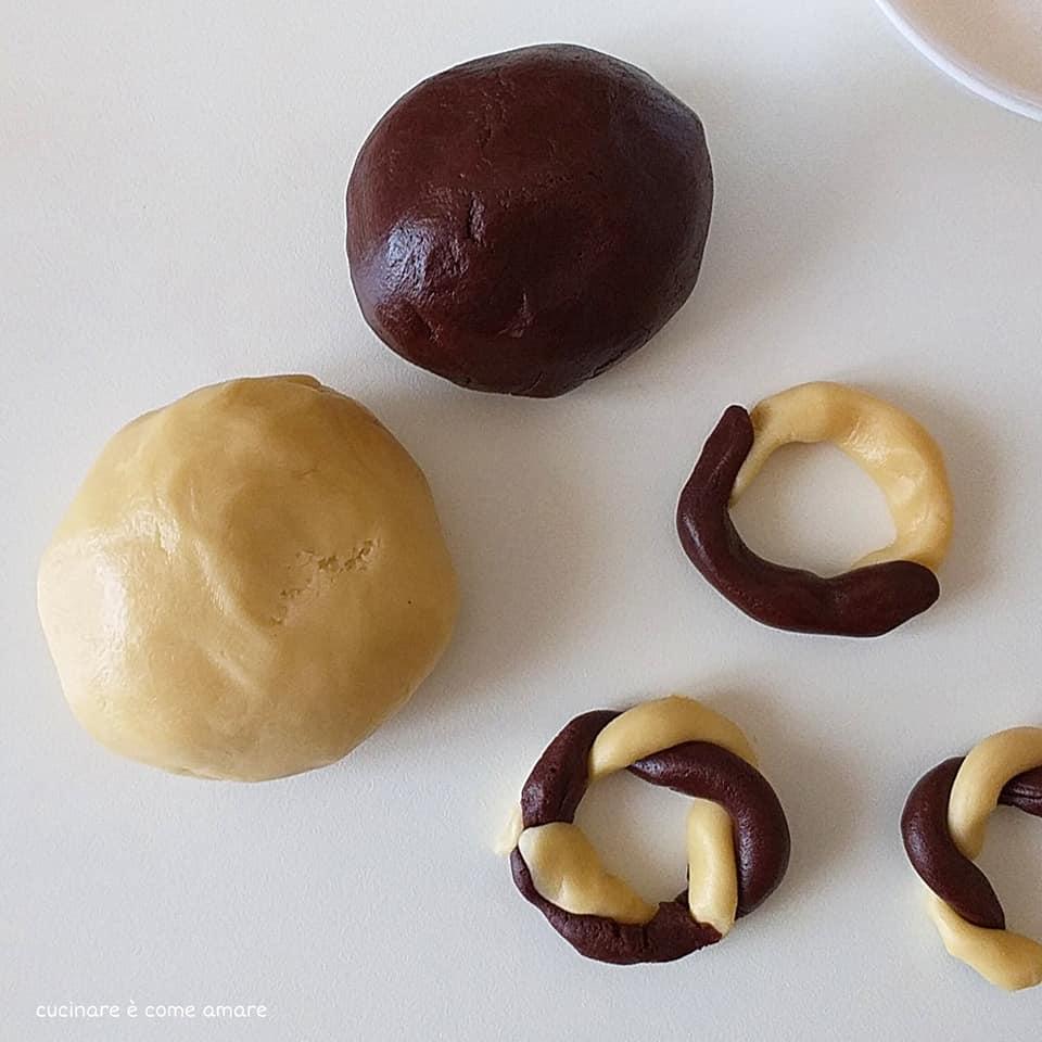 impasto dolce bigusto frolla per biscotti