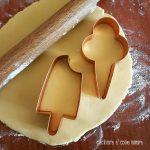 PASTA FROLLA DOLCE IMPASTO per biscotti