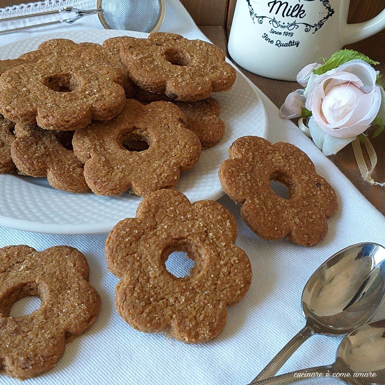 biscotto al caramello ricetta facile