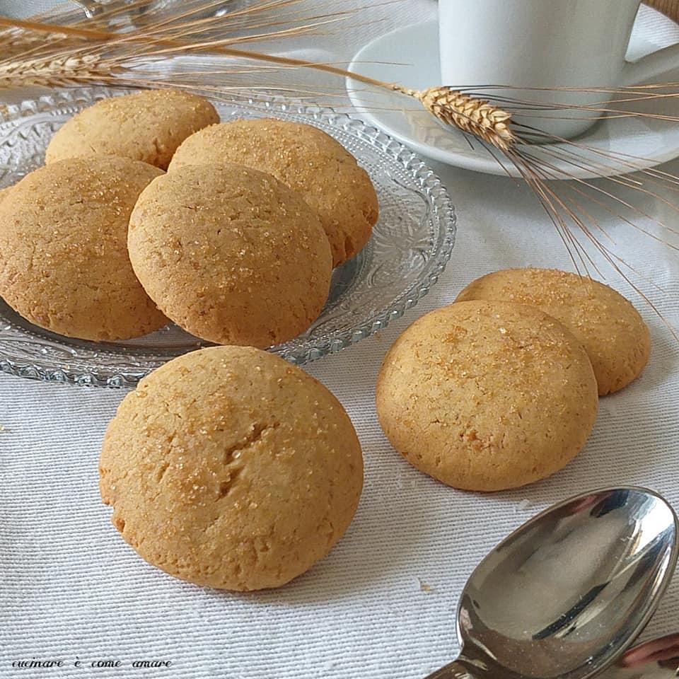 Biscotto integrale 5 minuti da colazione cucinare come for Cucinare 5 minuti