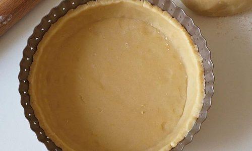 DOLCE GUSCIO FROLLA per crostate crema e frutta