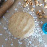 FROLLA DOLCE IMPASTO alla nocciola per biscotti