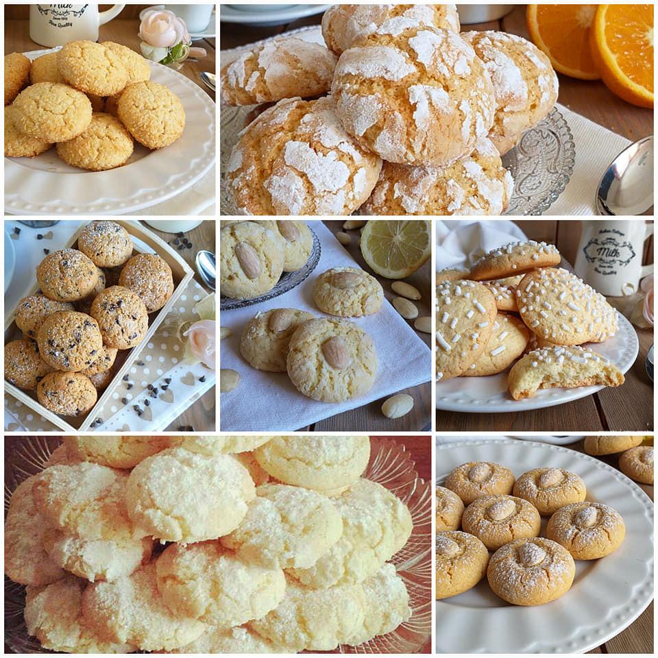 impasto dolce biscotto semplice