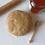 FROLLA INTEGRALE DOLCE al miele per biscotti