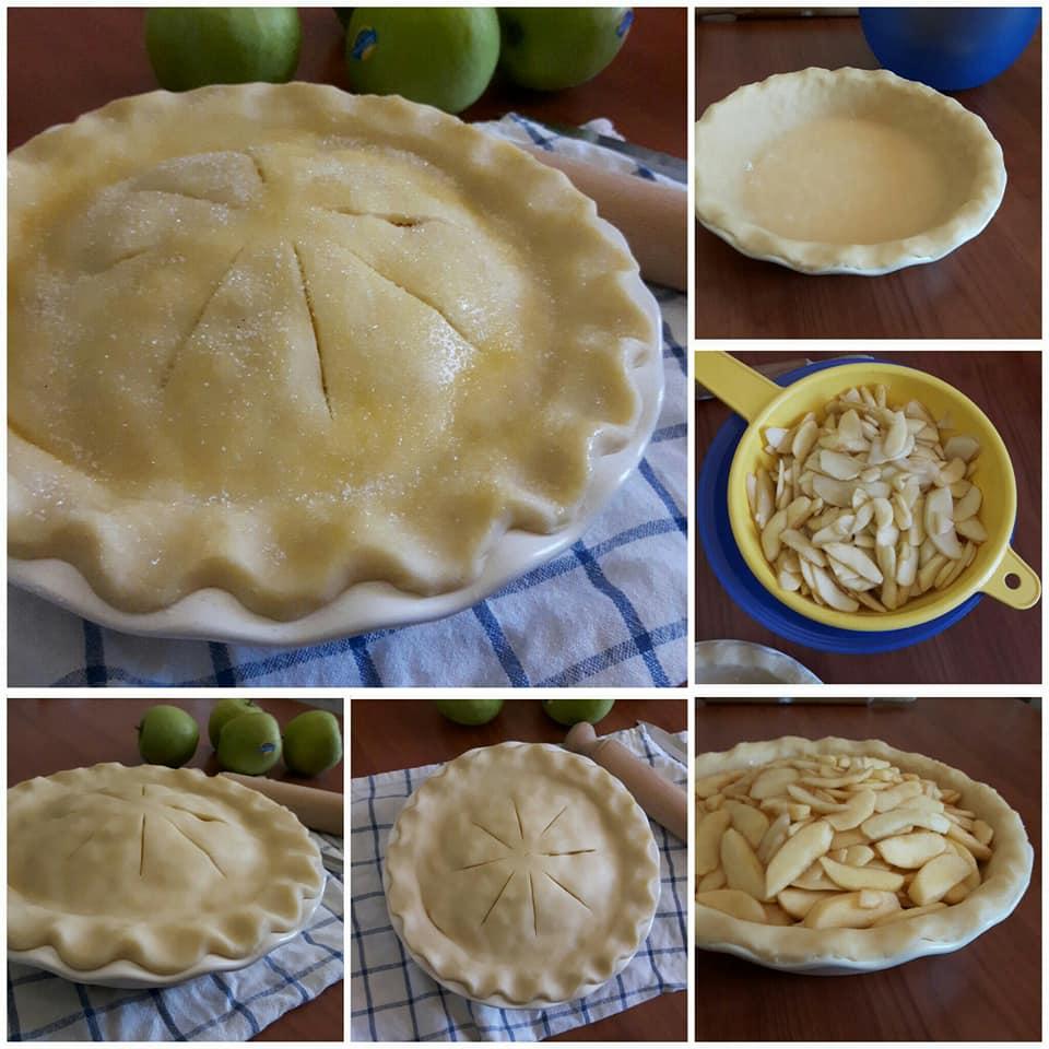 impasto dolce applepie torta mele