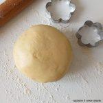 IMPASTO DOLCE PER CANESTRELLI biscotti friabili