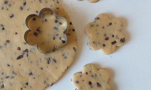 IMPASTO FROLLA STRACCIATELLA dolce per biscotti