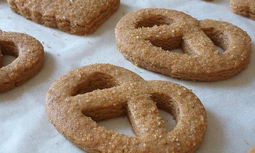 BISCOTTO CAFFE' AL BURRO con farina integrale