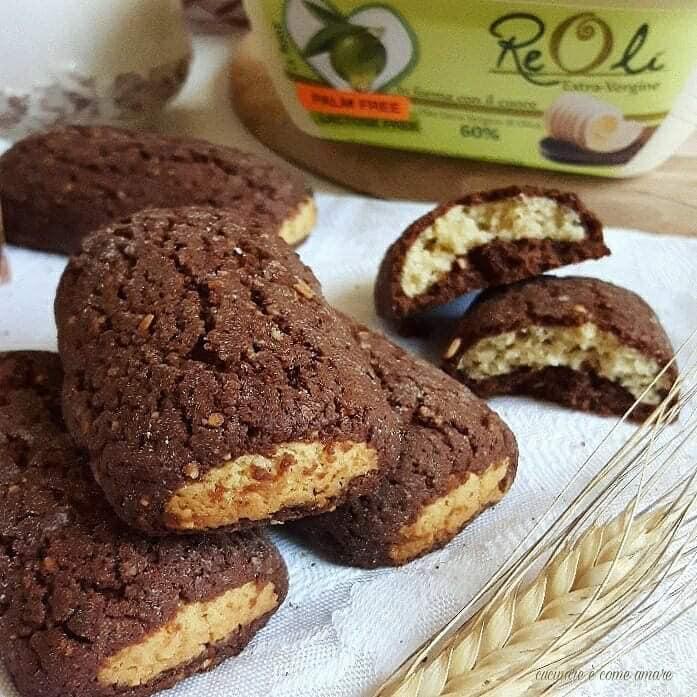 biscotto rollino bigusto cacao nocciole