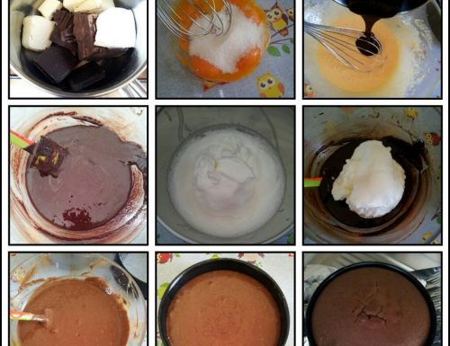 IMPASTO TORTA SOFFICE DOLCE al cacao