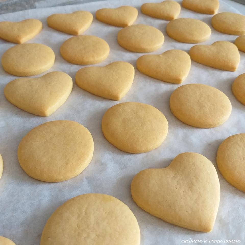 Ricetta Biscotti Al Burro Facile.Impasto Dolce Biscotti Al Burro Perfetti Cucinare E Come Amare