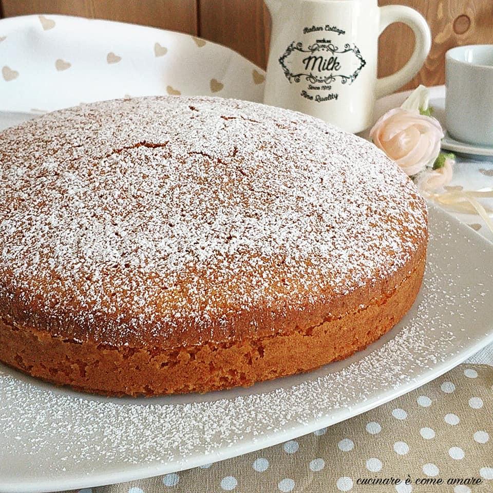 torta della suocera alla ricotta dolce soffice