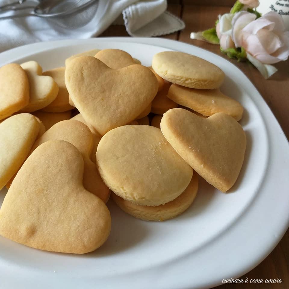 biscotto al burro perfetto dolce facile