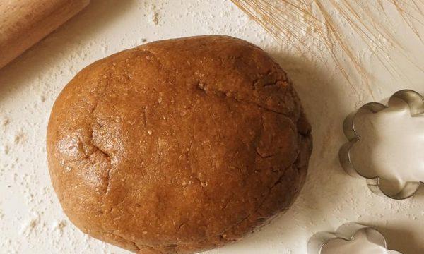IMPASTO DOLCE FROLLA ALLE SPEZIE  per biscotti di natale