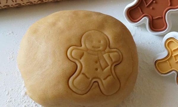IMPASTO FROLLA PANDIZENZERO dolce per biscotti