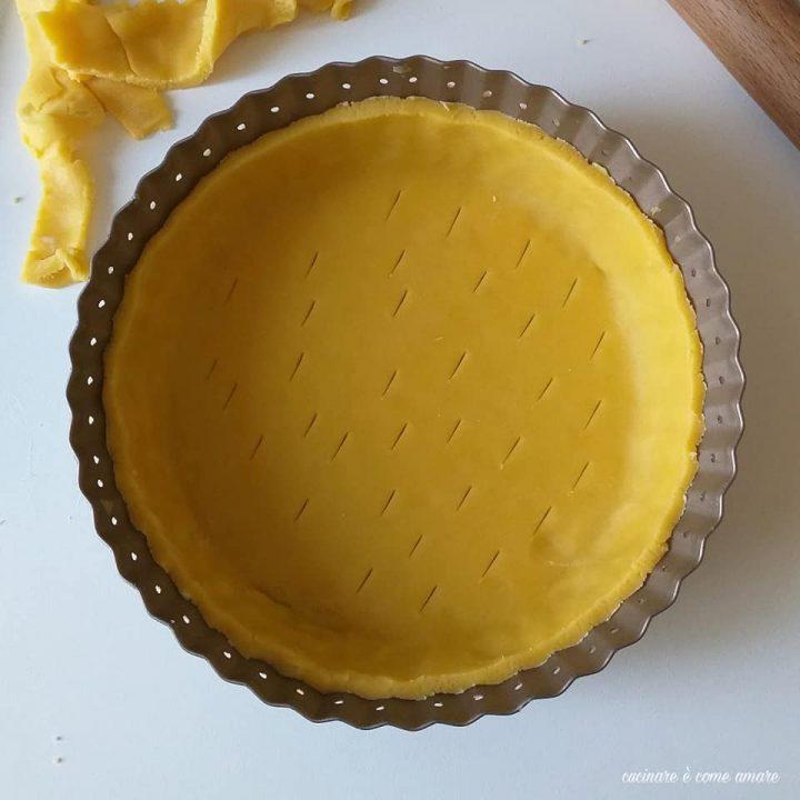 impasto frolla per crostate dolce perfetto
