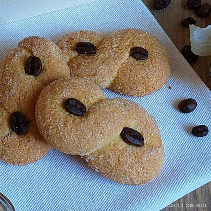 biscotto esse al caffe' ricetta facile