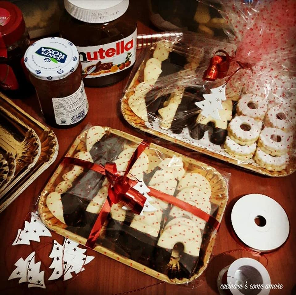 Regalare Biscotti Di Natale.Impasto Dolce Biscotti Da Regalare A Natale Cucinare E Come Amare