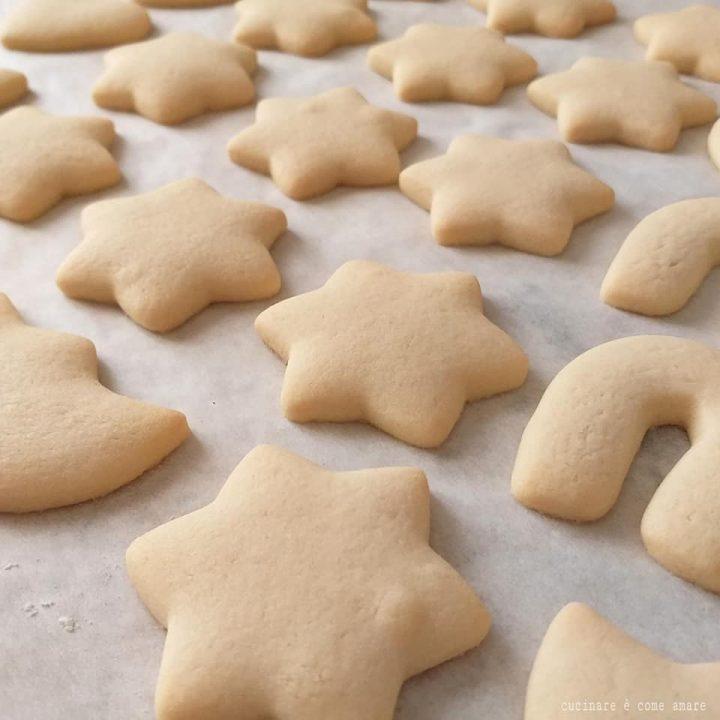 impasto magico per biscotti da glassare