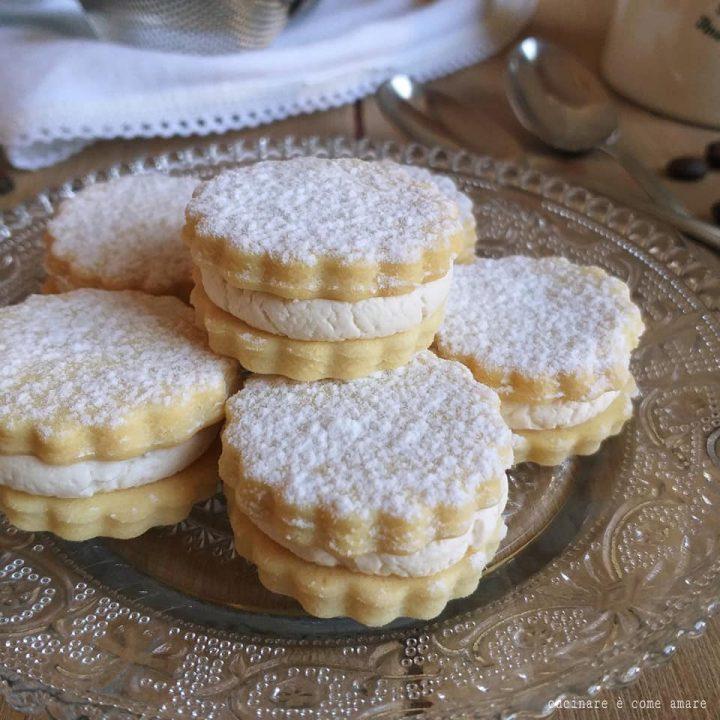 biscotto facile da pasticceria con ripieno