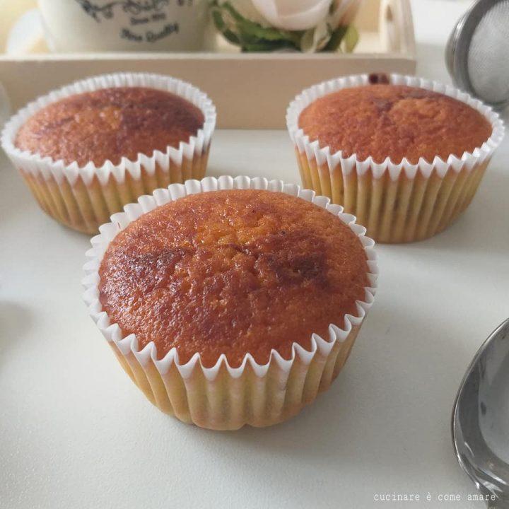 muffin tortina al caffe' dolce impasto soffice