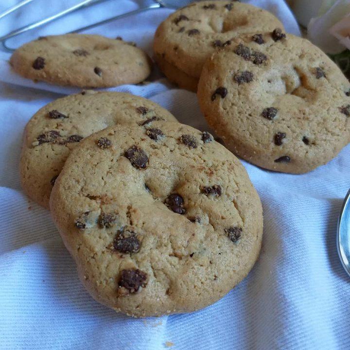 biscotto gocciolo tipo cookies dolce goloso