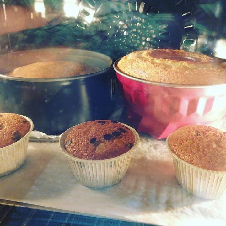 dolce impasto unico per torta muffin ciambella