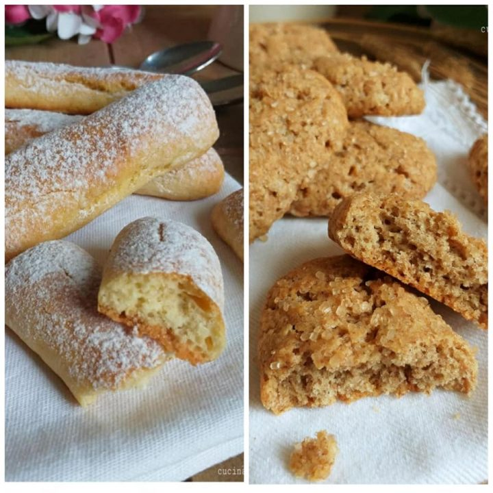 biscotti antichi della nonna da inzuppo senza burro