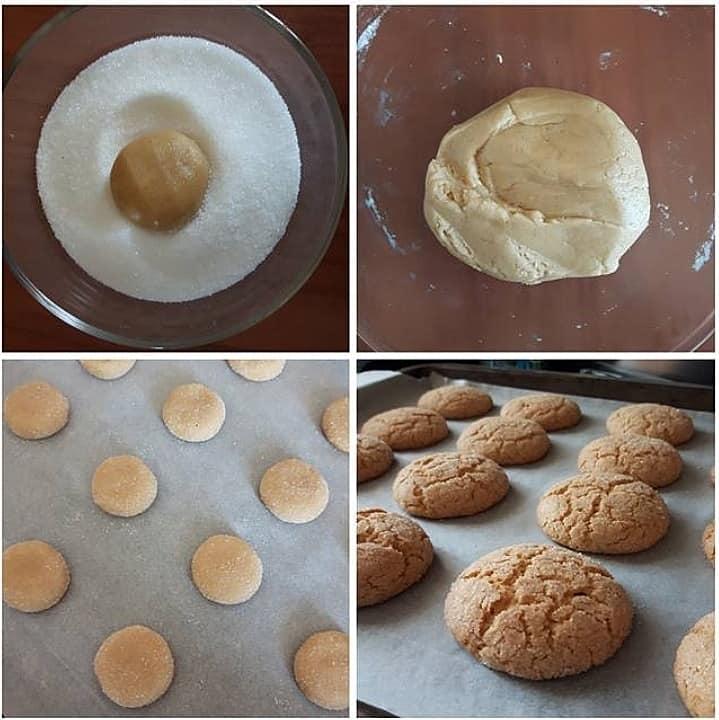 impasto biscotti tipici pugliesi da inzuppo senza burro