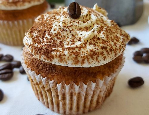 MUFFIN TORTINA GUSTO CAPPUCCINO dolce soffice