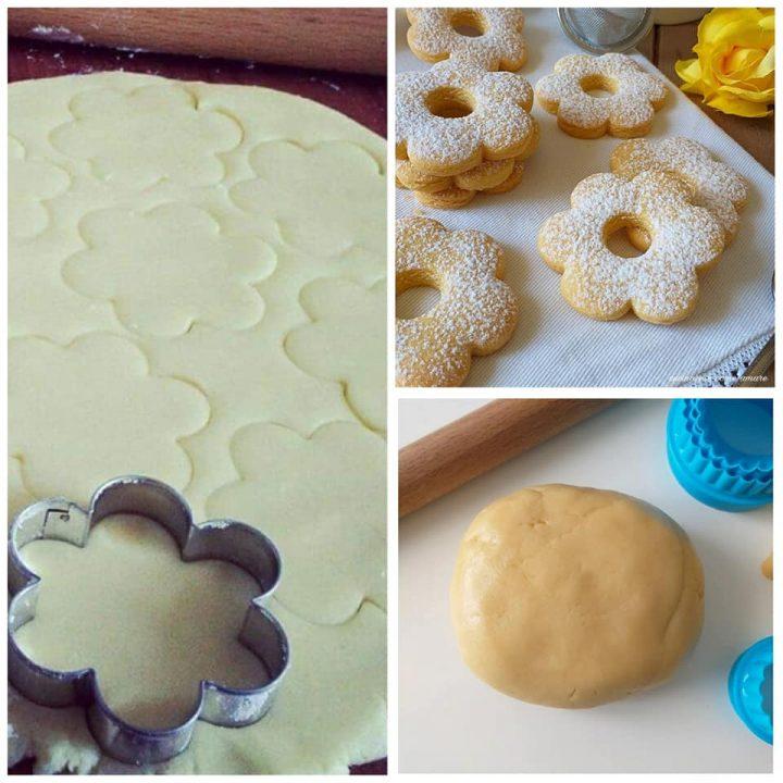 biscotti canestrelli impasto perfetto dolce ricetta facile