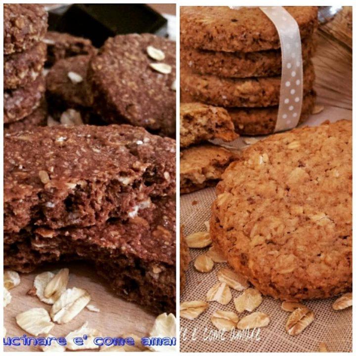 biscotti tipo grancereale classici o al cacao