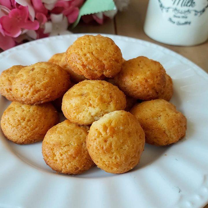 biscotti biscottini da colazione dolce senza burro