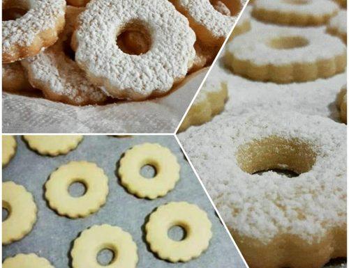 BISCOTTI CANESTRELLI DA THE dolce ricetta perfetta