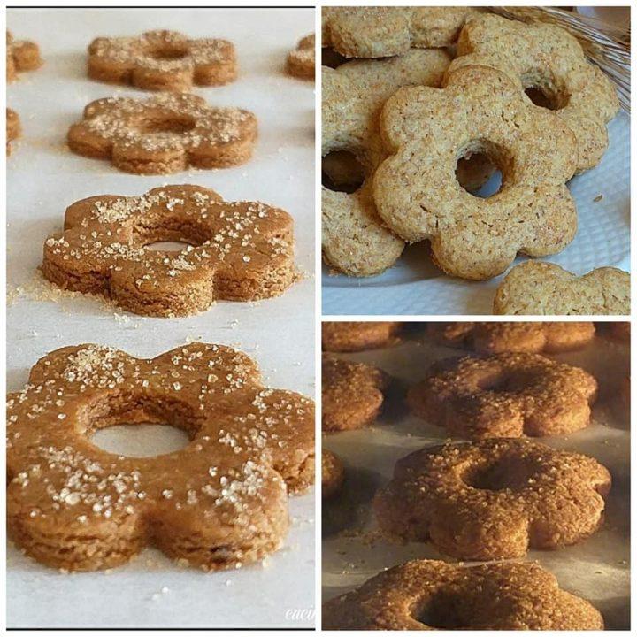 biscotti rustici da colazione dolce ricetta senza burro