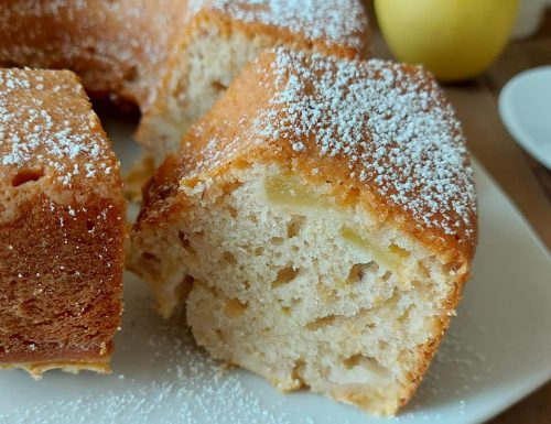 CIAMBELLA PARADISO ALLE MELE dolce soffice