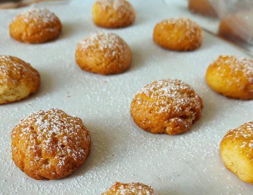 IMPASTO BISCOTTINI DA COLAZIONE ricetta biscotti senza burro
