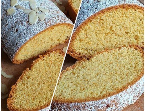 PLUMCAKE MANDORLA E MAIS dolce ricetta soffice