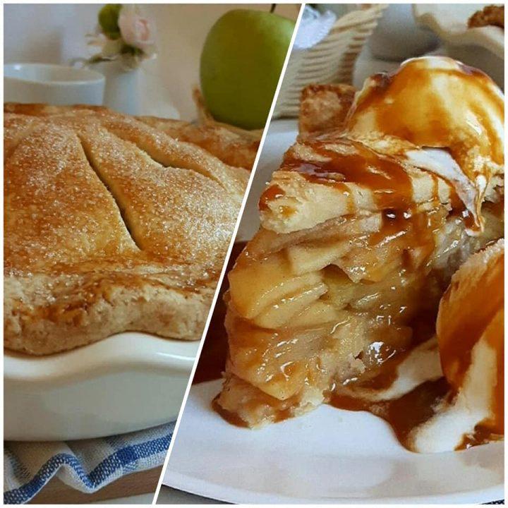 ricetta torta nonna papera dolce con tante mele
