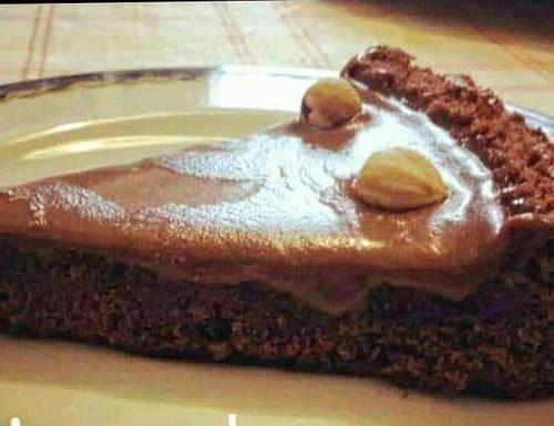 TORTA LINDT GOLOSA dolce con cacao e cioccolato