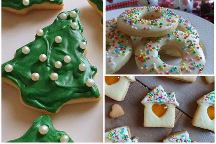 biscotti natalizi per bambini dolce ricetta facile