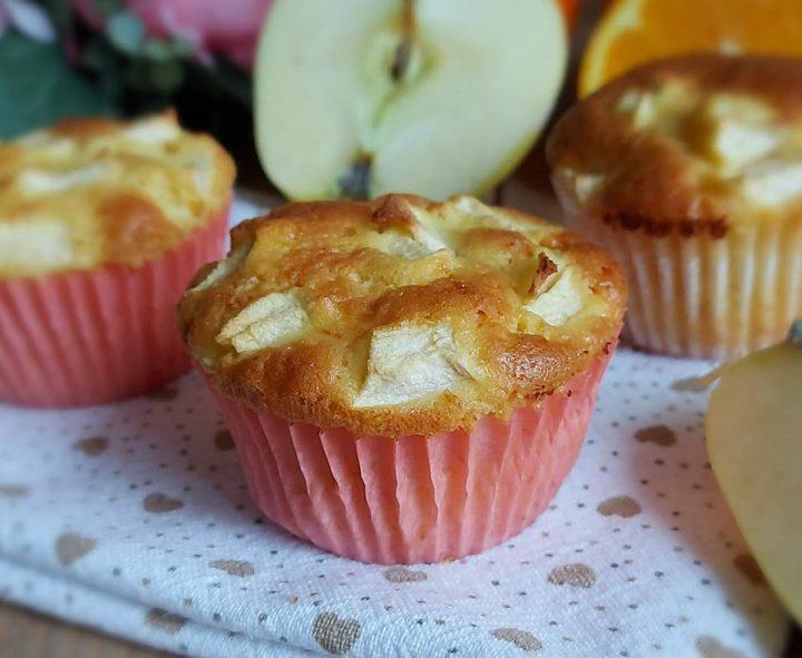 muffin tortina melarancia dolce soffice senza burro