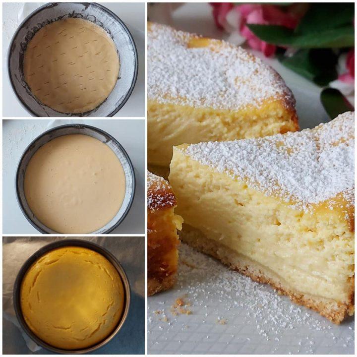 impasto crostata kasekuchen dolce tipico tedesco