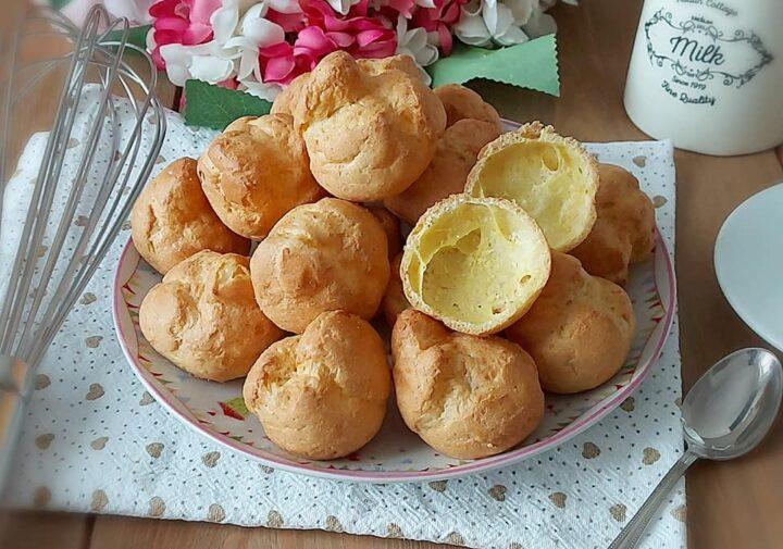 bigne' perfetti della nonna dolce ricetta collaudata