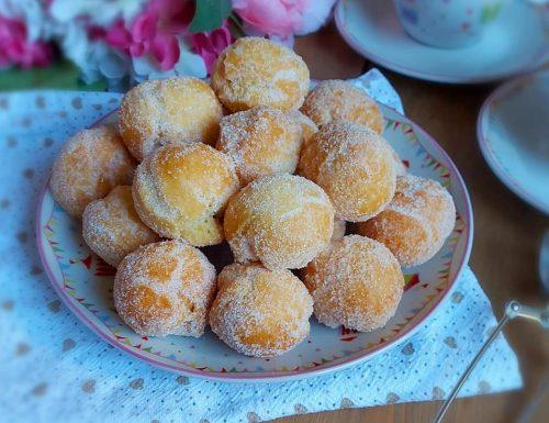 CASTAGNOLE PERFETTE DI CARNEVALE dolce ricetta facile