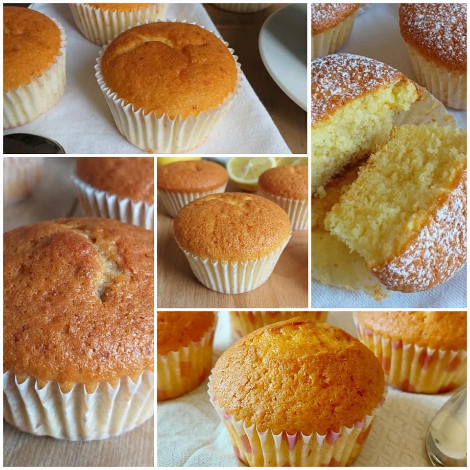 Ricetta Muffin Semplice.Ricetta Muffin Semplici E Perfetti Dolce Senza Burro Cucinare E Come Amare