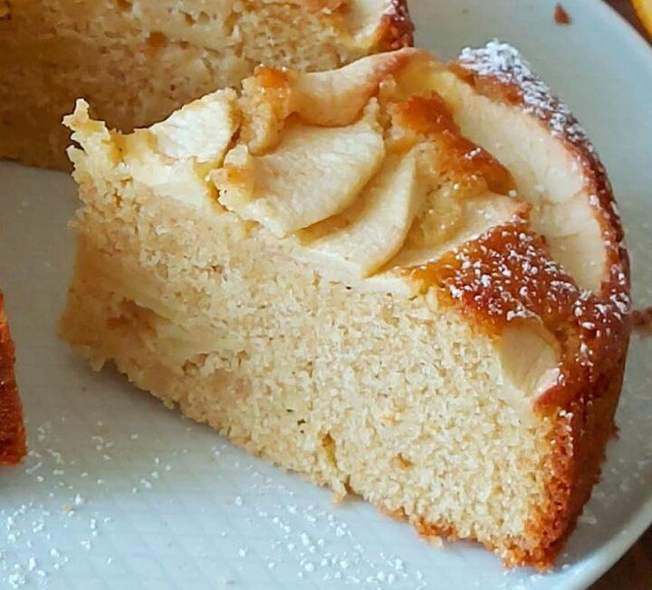 torta super di nonna alle mele dolce soffice senza burro